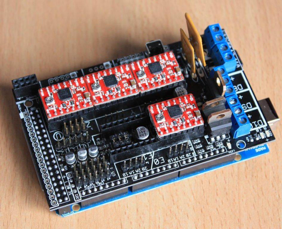 Homemade Arduino Printer: 5 Steps with Pictures